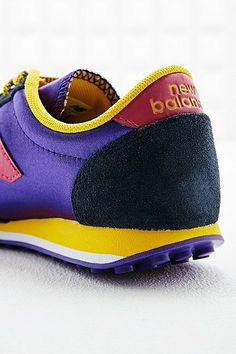New Balance - Baskets 410 violettes