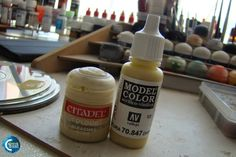 How to paint wood?   Coloured Dust