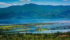 Kerkini lake near Serres town Macedonia Greece Macedonia Greece, Bird Species, Scenery, Landscape, Places, Nature, Travel, Rivers, Greek