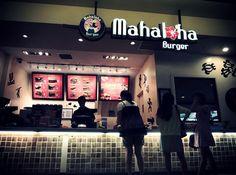 Mahaloha Burger @Royal Hawaiian Center Pa'ina Lanai Food Court
