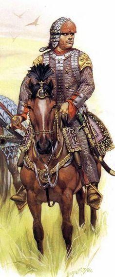 COSSACK C. 1690