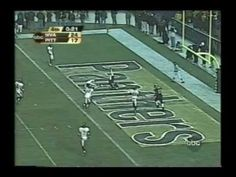 The Backyard Brawl 2002 -- WVU vs Pitt