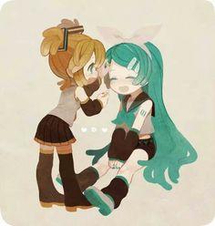 Rin & Miku