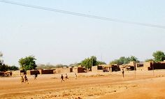 Burkina Faso countryside