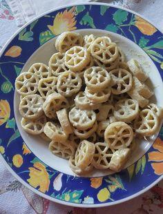 Ruote con crema di carciofi
