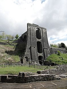 Or visit the Ironworks in your free time, in Blaenavon, Wales