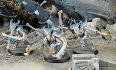 Tyranid Invasion, By Mark Bedford   Armies on Parade