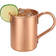 Melange Set of 2 Copper Classic Mug for Moscow Mules 24 oz 100 Pure Copper Heavy Gauge No lining Includes FREE Recipe book >>> Continue to the product at the image link. Solid Copper Mugs, Pure Copper, Chilled Beer, Copper Moscow Mule Mugs, Old Fashioned Glass, Wine Glass Set, Highball Glass, Drinking Glass, Mugs Set