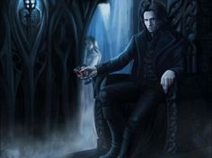 Gothic Male Vampires