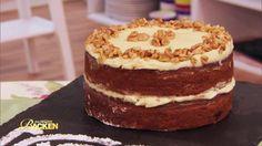 Das große Backen - Irischer Carrot Cake