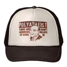 Polyatheist Trucker Hat