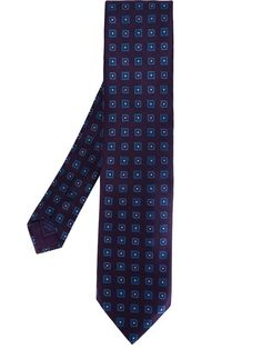 BRIONI square pattern tie. #brioni #tie