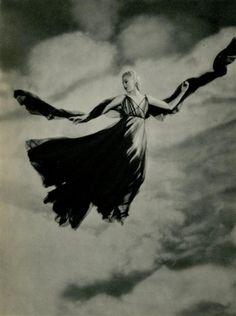 George Hoyningen-Huene - Ginger Rogers, c.1930.