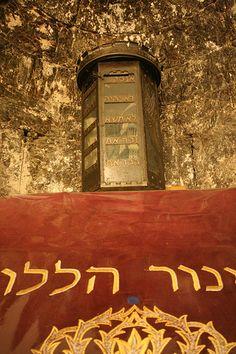 *ISRAEL ~ Tomb of King David, Jerusalem,