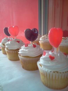 Pasteleria deNaranjo. Cupcakes