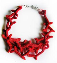 Lida Accessories handmade crocheted jewelry