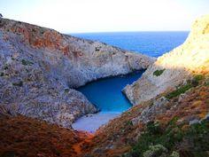 Seitan Limenes (Devil's Harbour) Crete