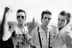 The Clash, NYC 1981 © Bob Gruen