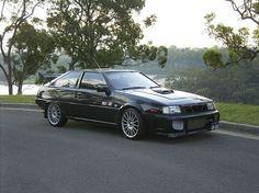 1984 Mitsubishi Cordia Turbo