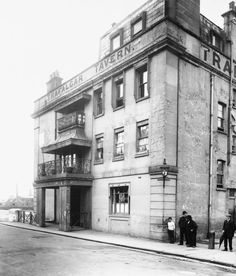 The Trafalgar Tavern was built in 1837 and soon celebrated for its… Victorian London, Vintage London, Old London, South London, Victorian Era, London History, British History, Local History, Family History
