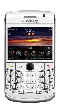 Blackberry Bold 9780 (White) -RIM