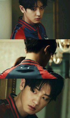 Chanyeol ❤ Oppa 💙👀 Exo ✌ Exo_k Baekhyun Chanyeol, Exo Ot9, Chanbaek, Chansoo, Vixx, K Pop, Fanfic Exo, Rapper, Luhan And Kris