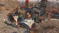 Fallout Art, Fallout New Vegas, Post Apocalyptic Series, Fallout 4 Settlement Ideas, Fallout Wallpaper, Nuka World, 7 Days To Die, Wasteland Warrior, Fall Out 4