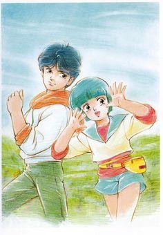 Akemi Takada, Studio Pierrot, Creamy Mami, Toshio Otomo, Yu Morisawa