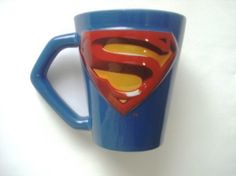 Caneca Do Superman