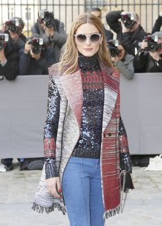 Olivia Palermo at Christian Dior fashion show F/W ready-to-wear 2015/2016 in Paris on March 6, 2015. FacebookTwitterGoogle+PinterestE-mailLove This 64