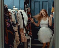 Trouver son style comme Carrie Bradshaw