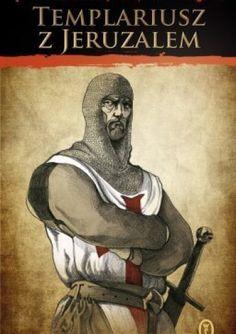 Okładka książki Templariusz z Jeruzalem
