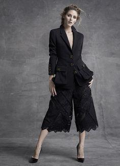 Оливия Палермо — Фотосессия для «Harper's Bazaar» AU 2014 – 4