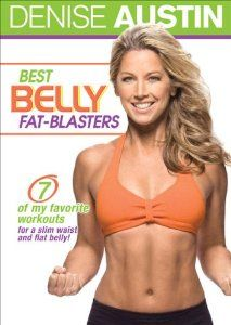 Denise Austin: Best Belly Fat-Blasters: Denise Austin, Cal Pozo: Movies