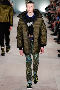James Long Fall/Winter 2016/17 - London Collections: MEN - Male Fashion Trends