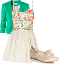 """""""spring is coming 3"""" by angchick on Polyvore"""