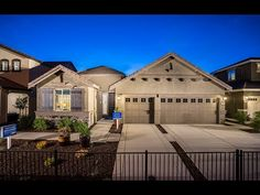 The Preston Model Home at Kensington Estates | New Homes by Lennar | Video Tour of Homes for Sale