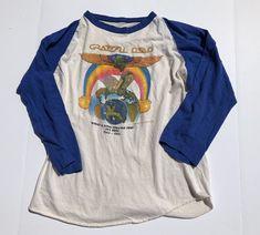 043ae7b6 Grateful Dead T Shirt Vintage Long Sleeve T Shirt Mens Rare Vintage Shirt  Rock Band Tee Shirts Boho Tshirt Vintage Rock Band T Shirt