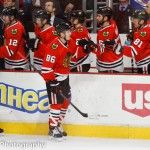 Teuvo Teravainen Debuts with Blackhawks please follow me,thank you i will refollow you later