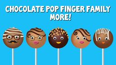 Chocolate Pop Finger Family Collection   Top 10 Finger Family Collection... Baby Finger Song, Finger Family Song, Family Songs, Kids Nursery Rhymes, Rhymes For Kids, Abc Songs, Kids Songs, Channel Cake, Phonics Song