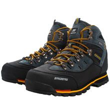 2015 new mens anti-skid shoes brand hot sale mountain climbing hiking athletic shoes breathable hiking shoes boots(China (Mainland))