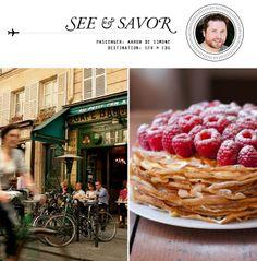See & Savor with Aaron De Simone  the future coffeeshop!