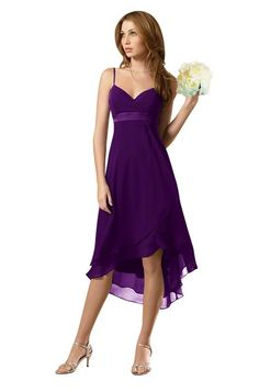 Alfred Angelo 6471 Bridesmaid Dress | Weddington Way... could be cute in pink!