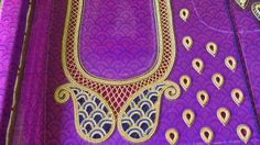 Image result for bridal aari work designs