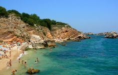 Rusalka beach.. have you been at this wonderful piece of nature.. A beautiful beach at the northern shore of Black Sea.