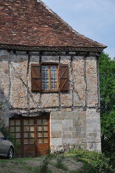 Farmhouse,Curemonte, limousin France