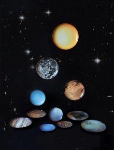 Cosmic Diner: Space-Inspired Dinnerware by Diesel Living – Seletti