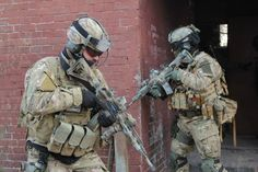 Polish Army Special Forces Operators from 1st Special Commando Regiment during Exercise Scorpio XI - 5th February 2012
