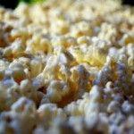 White Chocolate Cinnamon Popcorn