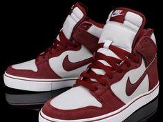 timeless design 9aeef 96493 Nike Dunk High LR - Team Red - Metallic Platinum - SneakerNews.com
